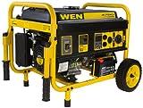 WEN 56475 4750-Watt Gasoline Powered Portable...