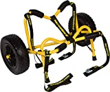 Suspenz Smart Airless DLX Cart, Black, 27'' x...