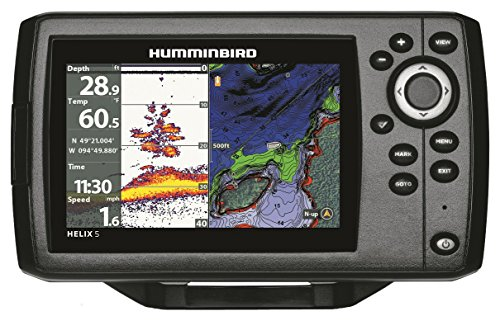 Humminbird 410210-1 HELIX 5 CHIRP...