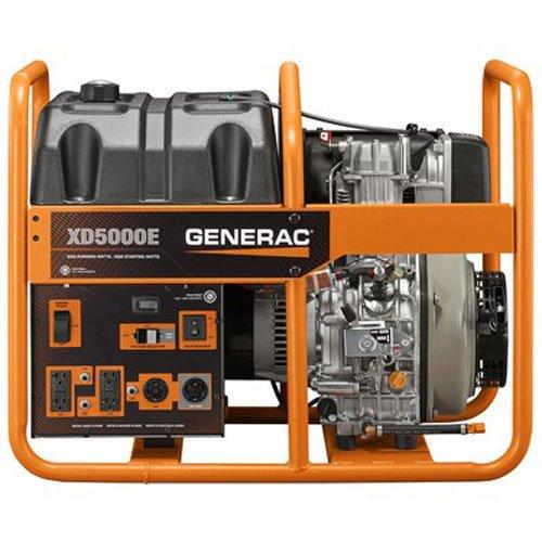 Generac 6864, 5000 Running Watts/5500 Starting...