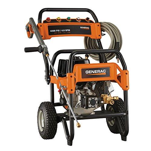 Generac 6565 4,200 PSI 4.0 GPM 420cc OHV Gas...