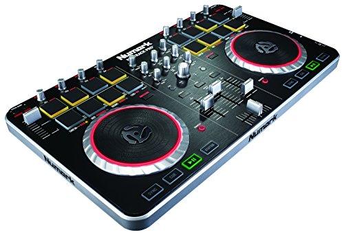 Numark Mixtrack Pro II USB DJ Controller with...