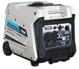 Pulsar 4,000W Portable Gas-Powered Quiet Inverter...