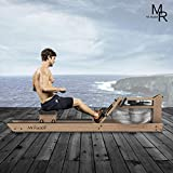 Mr Rudolf Water Rowing Machines for Home Use -...