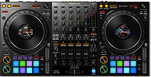PIONEER PRO DJ DJ Controller, USB Type B, Black...