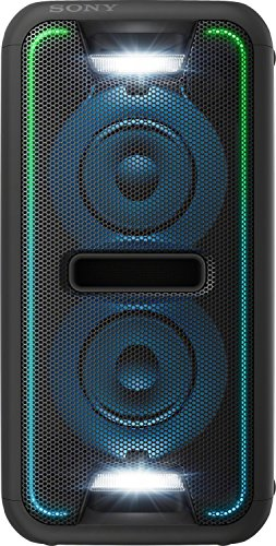 Sony GTKXB7BC High Power Home Audio System with...