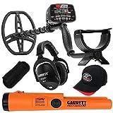 Garrett AT MAX Waterproof Metal Detector, MS-3...