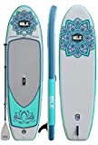 ISLE 10'6' Scout | Inflatable Stand Up Paddle...