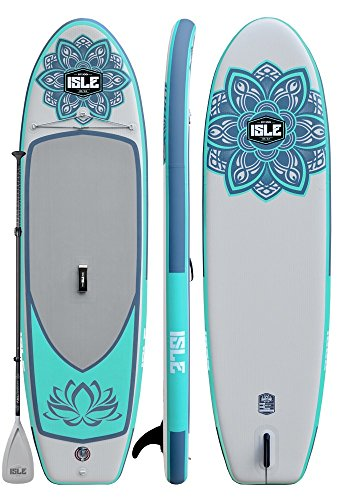 ISLE 11' Scout - Inflatable Stand Up Paddle Board...