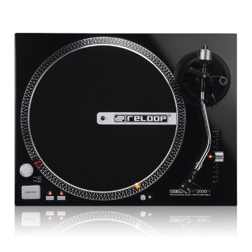 Reloop RP-2000-M DJ Turntable with...