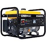DuroStar DS4000S Gas Powered 4000 Watt Portable...