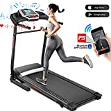 ANCHEER Folding Treadmill - Treadmills for Home...