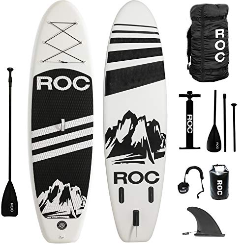 Roc Inflatable Stand Up Paddle...