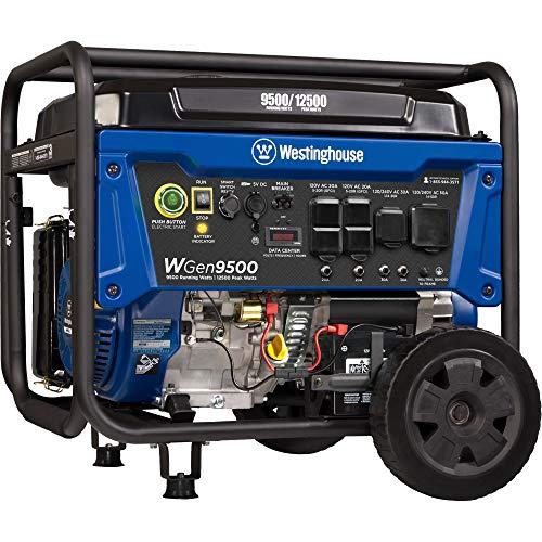 Westinghouse Outdoor Power Equipment WGen9500...