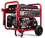 All Power America APGG10000 Portable Generator,...