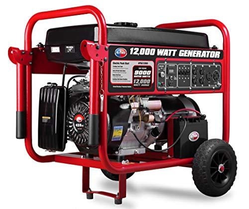All Power America APGG10000 Portable Generator,...