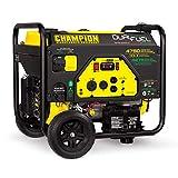 Champion 3800-Watt Dual Fuel RV Ready Portable...