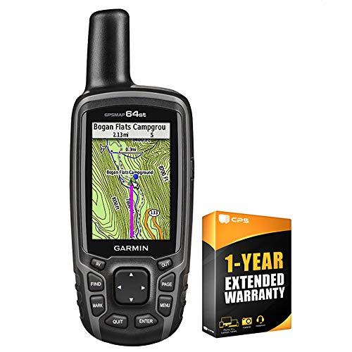 Garmin GPSMAP 64st Worldwide Handheld GPS with 1...