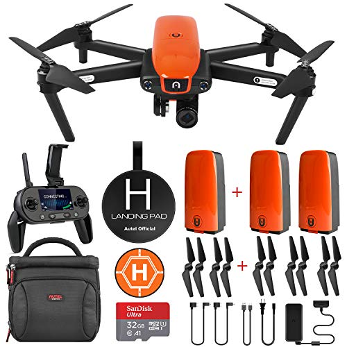 Autel Robotics EVO Drone Camera with Cinematic 4K...