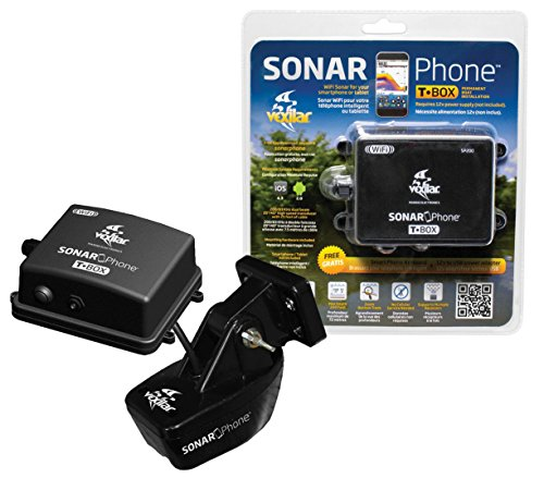 Vexilar SP200 T-Box Smartphone Fish...