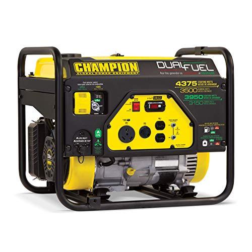 Champion Power Equipment 100307 4375/3500-Watt...