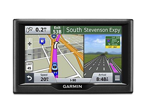 Garmin Nuvi 57LM GPS Navigator System with Spoken...
