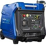 Westinghouse iGen4500DF Dual Fuel Portable...