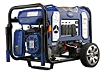 Ford 11,050W Dual Fuel Portable Generator with...