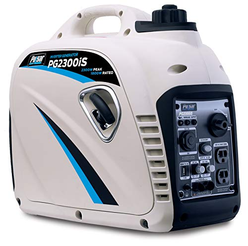 Pulsar PG2300iS 2,300W Portable Gas-Powered...