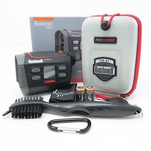 Bushnell Hybrid Laser and GPS Golf Rangefinder...