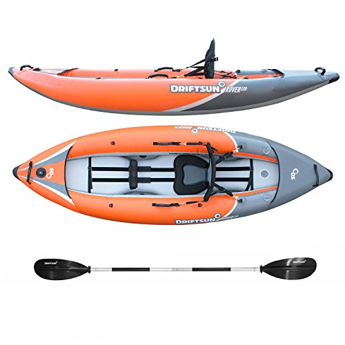 Driftsun Rover 120/220 Inflatable...
