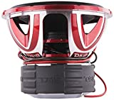 DS18 HOOLIGAN X15.2D Subwoofer in Red with Kevlar...