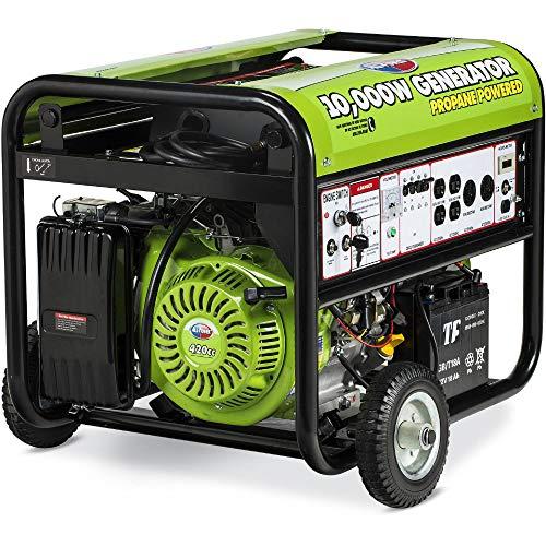 All Power America APG3590CN 10000 Watt Propane...