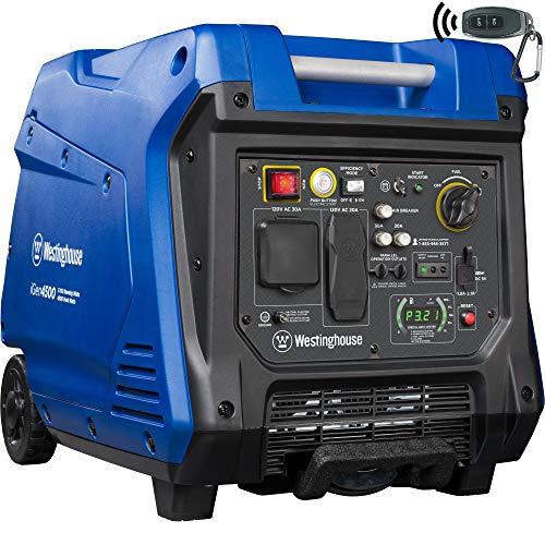 Westinghouse iGen4500 Super Quiet Portable...