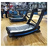 TZ- 3000C Curved Treadmill/ Fitness Treadmill Self
