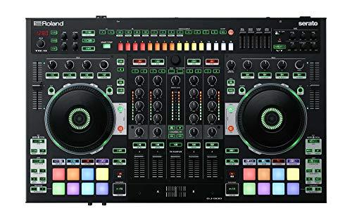 Roland, 4 DJ Controller, Black, Four-Channel,...