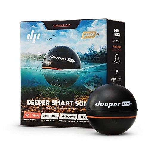 Deeper PRO+ Smart Sonar - GPS...