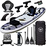 Premium Inflatable Stand Up Paddle Board - 11'6' x...
