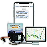 MasTrack - Hardwired Live GPS Vehicle Tracker -...