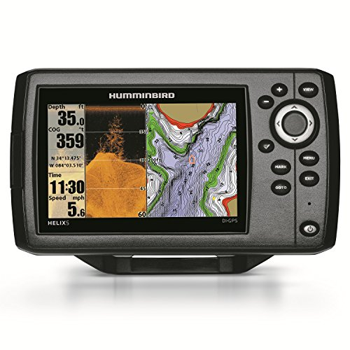 Humminbird 409620-1 Helix 5 DI Fish...