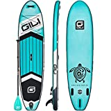 GILI All Around Inflatable Stand Up Paddle Board...