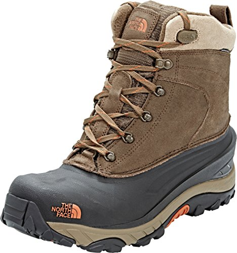 The North Face Men's Chilkat III - Mudpack Brown &...