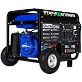 DuroMax XP12000EH 12000-Watt 18 HP Portable Dual...