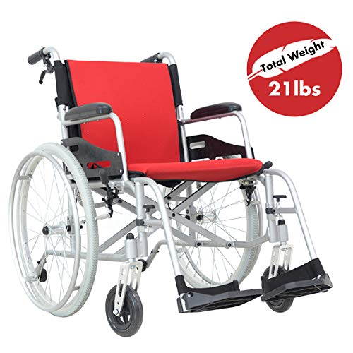 Hi-Fortune Wheelchair 21lbs...