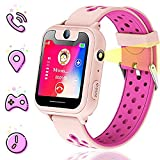Themoemoe Kids smartwatch, Kids GPS Watch Gifts...