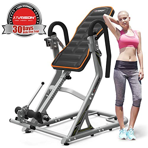 HARISON Inversion Table for Back Pain Relief High...