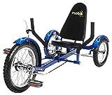 Mobo Triton Recumbent Trike. Kids 3-Wheel Bike....