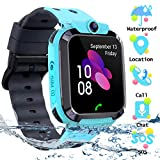 SZBXD Kids Waterproof Smart Watch Phone, LBS/GPS...
