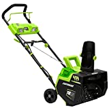 Earthwise SN74018 Cordless Electric 40-Volt 4Ah...