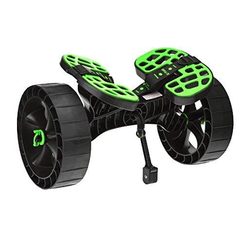 C-Tug with SandTrakz Wheels